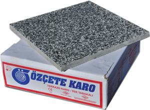 Wash Concrete Tile