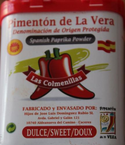 PIMENTON DE LA VERA