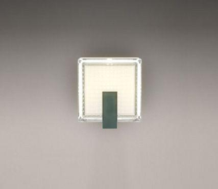 Square outdoor sconces
