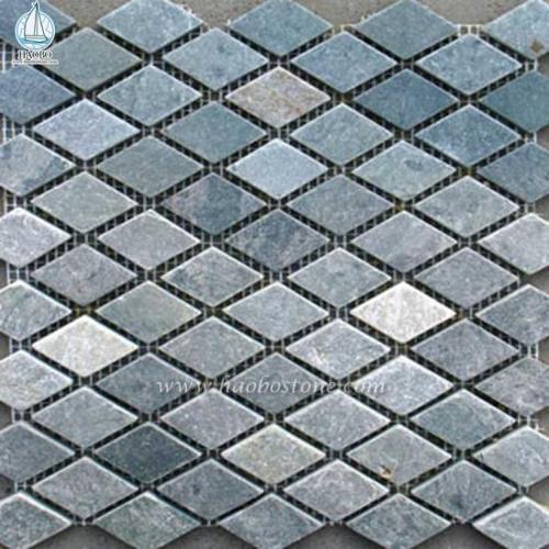 Natural Stone Wall Cladding Stone Mosaic Panel