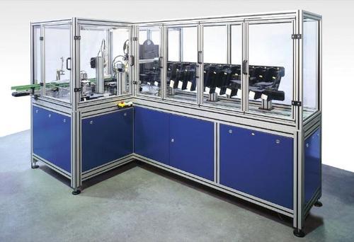 Automatic Packaging Unit for Prescription Lenses