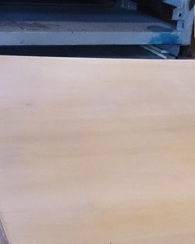 Rotary peel veneer birch and beerh