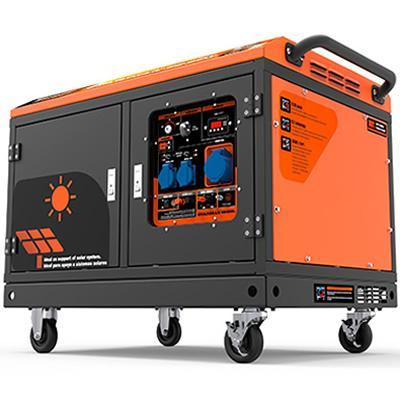 Generador Arranque Automático