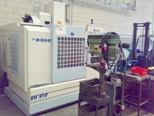 Nikkei Vh850 L3