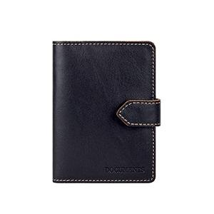 Genuine leather driver's wallet