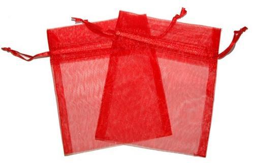 Med Organza Bags - 10x13cm