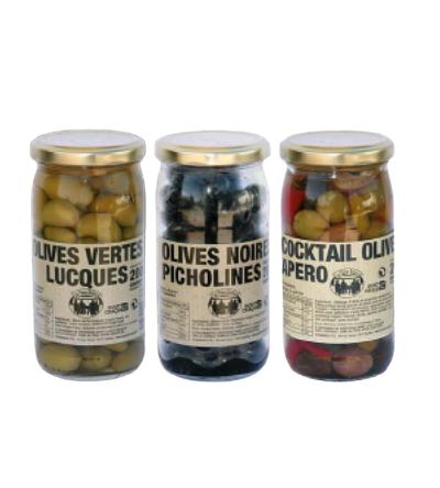Olives Verte - Pitcholines