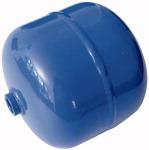 Compressed air container 12 litre, 2 x G 1/2 IT