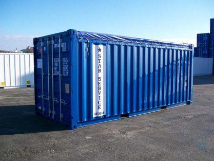 10FT – 20FT – 30FT – 40FT ISO CONTAINERS