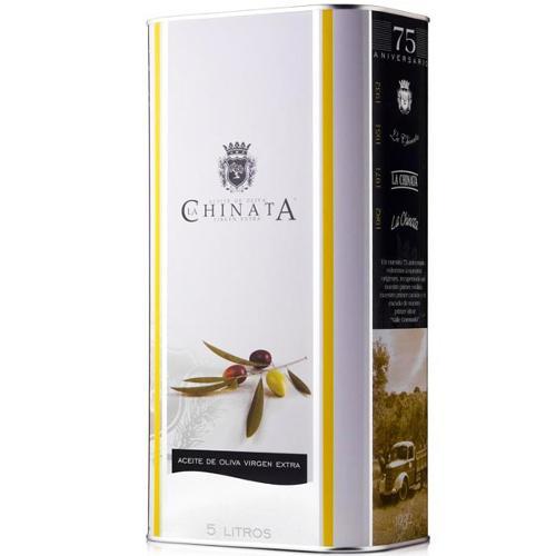 Olio Extravergine d'Oliva (Latta) - La Chinata