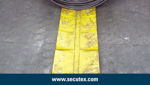 Secutex Mat With Cross Grooves