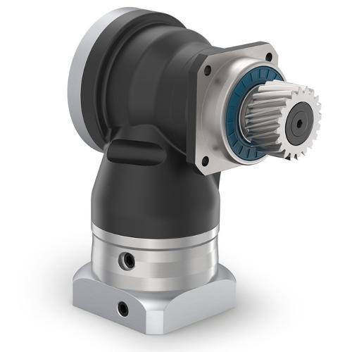 Winkel-Planetengetriebe mit montiertem Ritzel WPLN