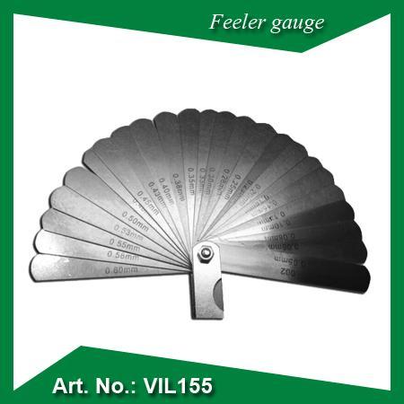 Feeler gauges(20pcs)