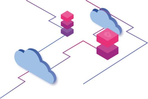 Virtual servers in the cloud