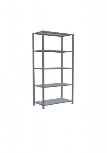 Plug-in shelving system, storage rack 2000x1000x500 mm