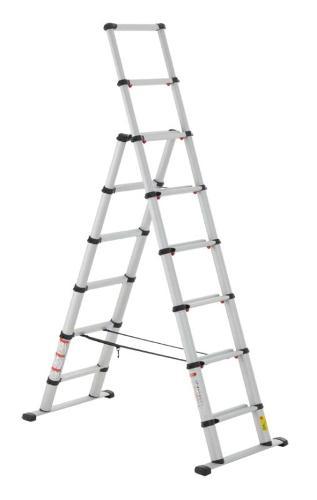 Телескопические лестницы и стремянки Telesteps (Швеция).