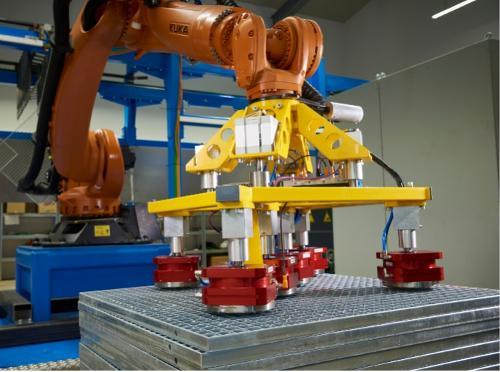 Magnetic metal handling