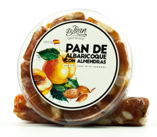 Pan de Albaricoque con Almendras.