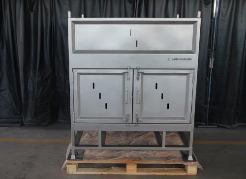 Schweißkonstruktionen - der Behälter