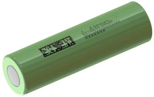 ES18650-29MP Li-Ion Zelle 2.9Ah 18650