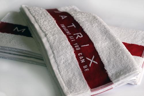 Asciugamano per parrucchiere