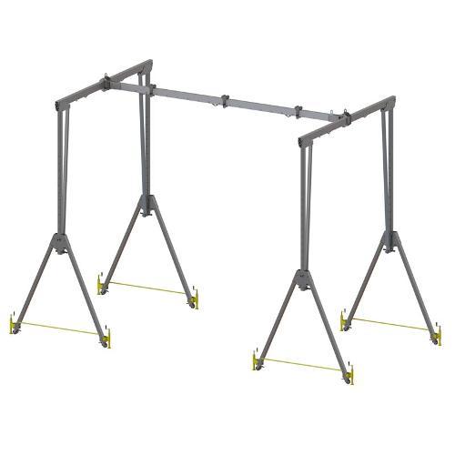 Aluminium gantry crane RHPK
