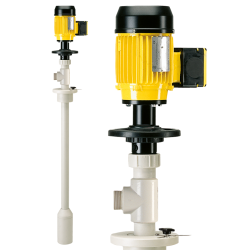 Vertical container pump B50