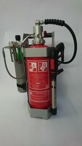 Löschschaum-Feuerlöscher (CAFS)