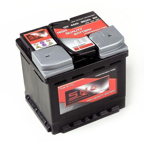 Batteria per auto L1 44 ah