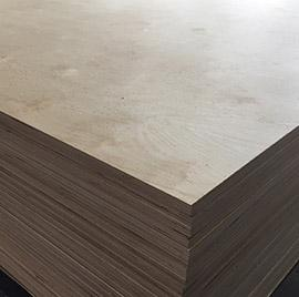 Unsanded WR plywood
