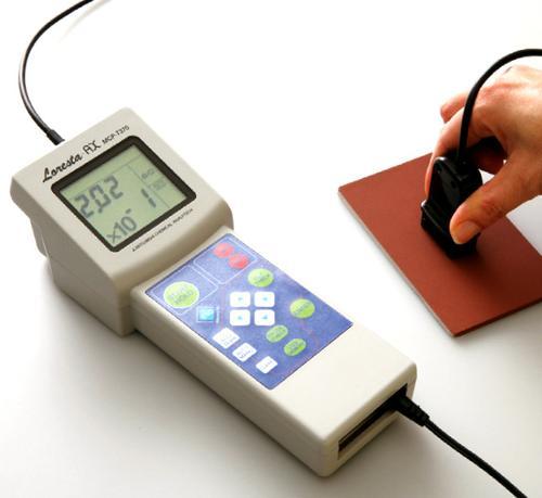 Handmessgerät Loresta-AX mit 4-Pol-Messmethode