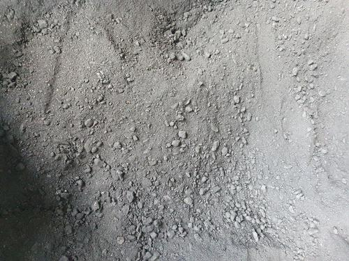 Carbon material for cast iron and steel (carburizer)