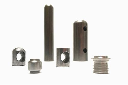 METAL PARTS FOR HEATERS