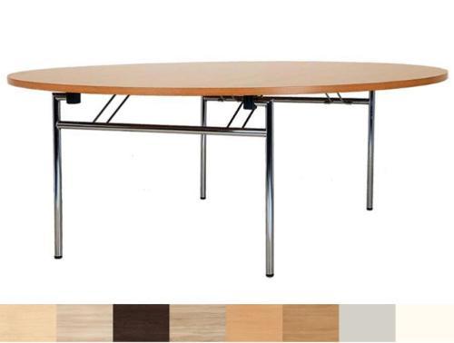 Folding table King Rondo or Empress Rondo
