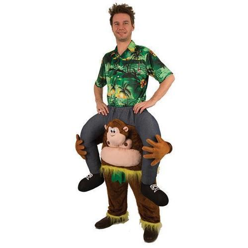 Costume porte singe taille unique