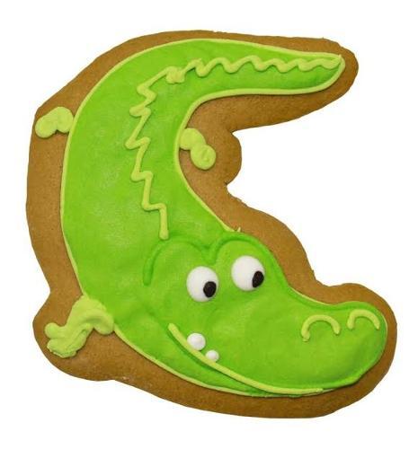 "Gingerbread ""BABY CROCODILE"""