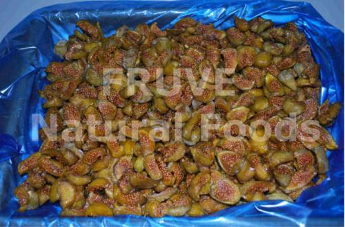 FRUVE Oven Semi Dried IQF Frozen Fig