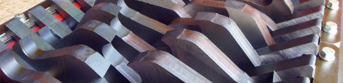 ERDWICH Two-Shaft Shredder