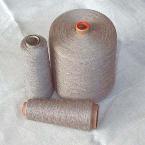 Short  hemp gray yarn