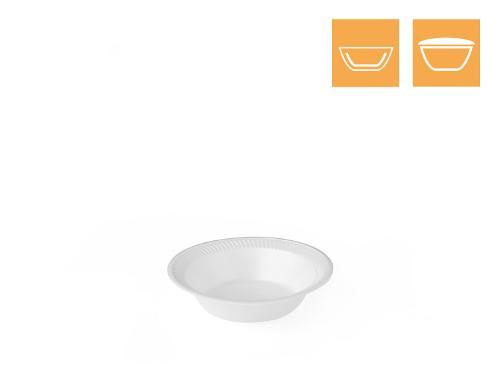 Isoform bowl B2 laminated