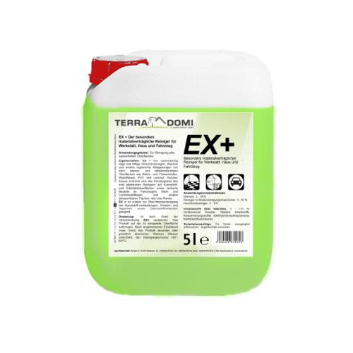 EX+ Reiniger - 5 Liter
