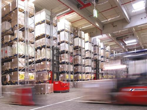 Customs bonded warehouse