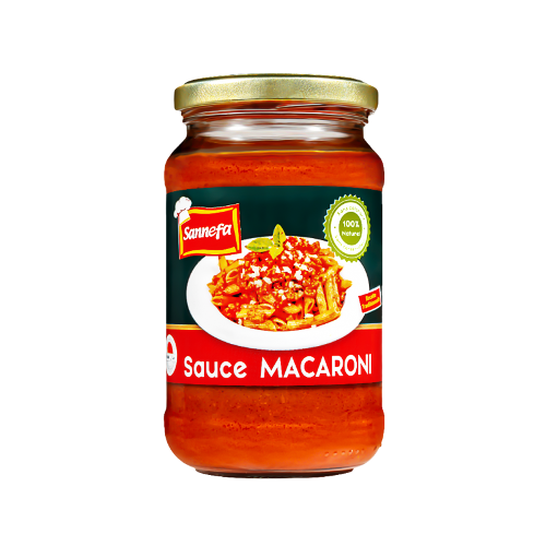 Fournisseur Sauce Macaroni 340g
