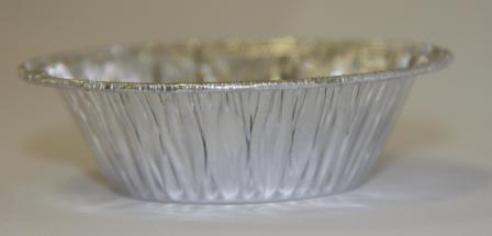 Круглая форма для выпечки из фольги F002G
