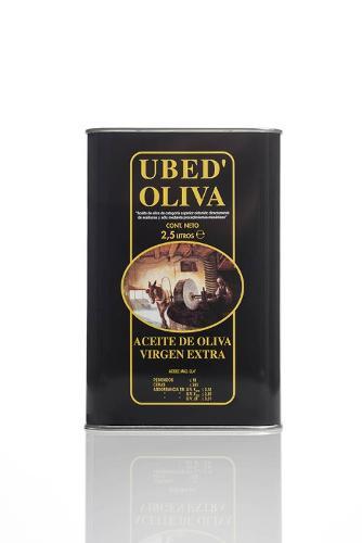 UBED'OLIVA LATA 2,5 L