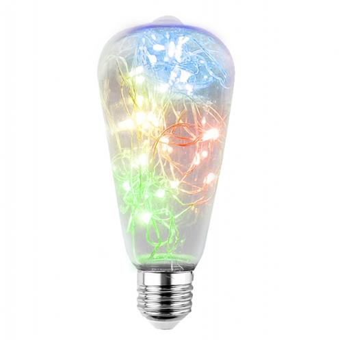 LED Futura decorative light bulb
