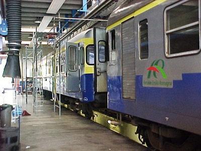 Climatizzazione treni