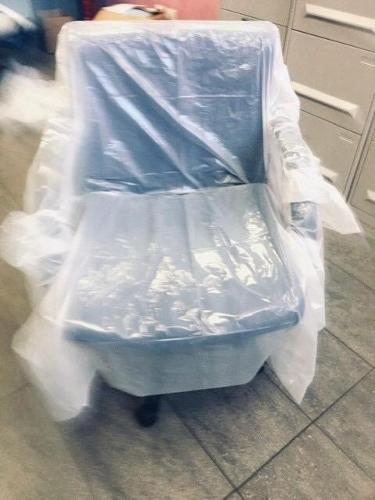Capa Descartável de cadeira
