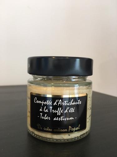 Délice D ́artichauts-truffe D'eté