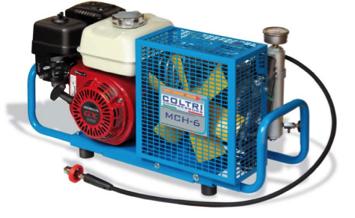 Compresseurs d'air respirable MCH6